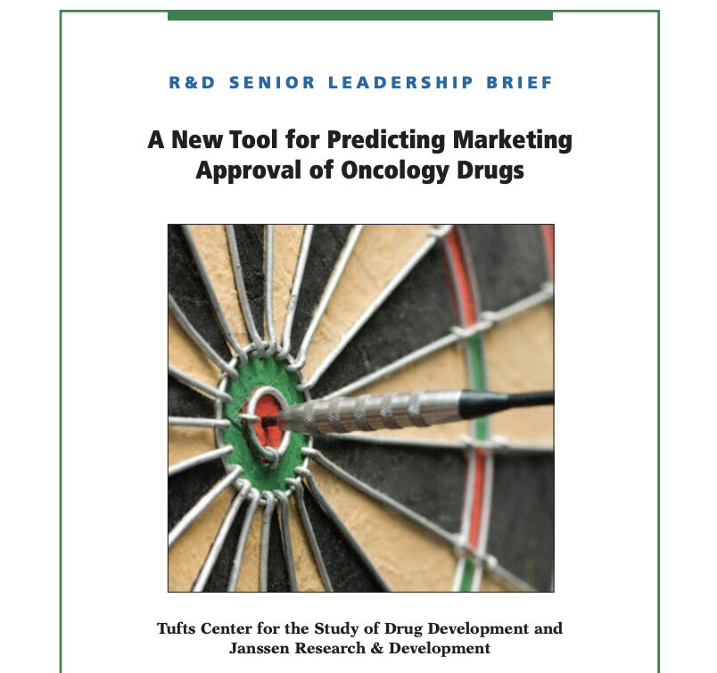 A+NEW+TOOL+FOR+PREDICTING+MARKETING+APPROVAL+OF+ONCOLOGY+DRUGS A NEW TOOL FOR PREDICTING MARKETING APPROVAL OF ONCOLOGY DRUGS