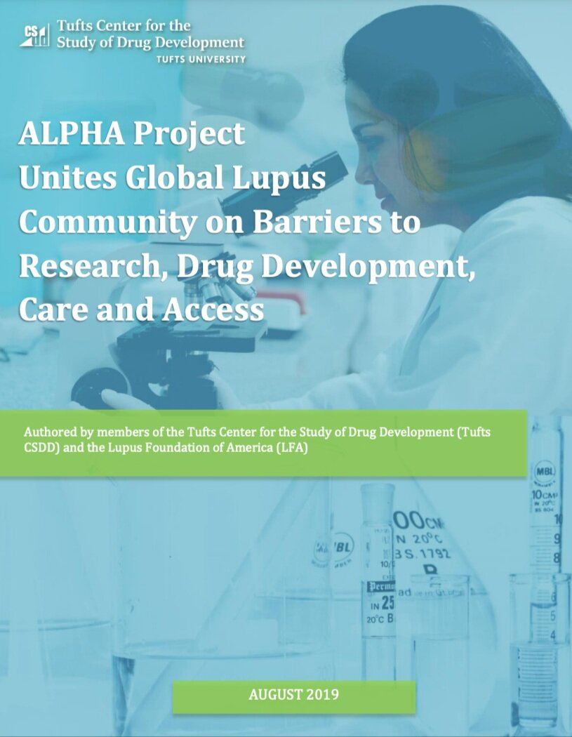 ALPHA+PROJECT+UNITES+GLOBAL+LUPUS+COMMUNITY+ON+BARRIERS+TO+RESEARCH,+DRUG+DEVELOPMENT,+CARE,+AND+ACCESS