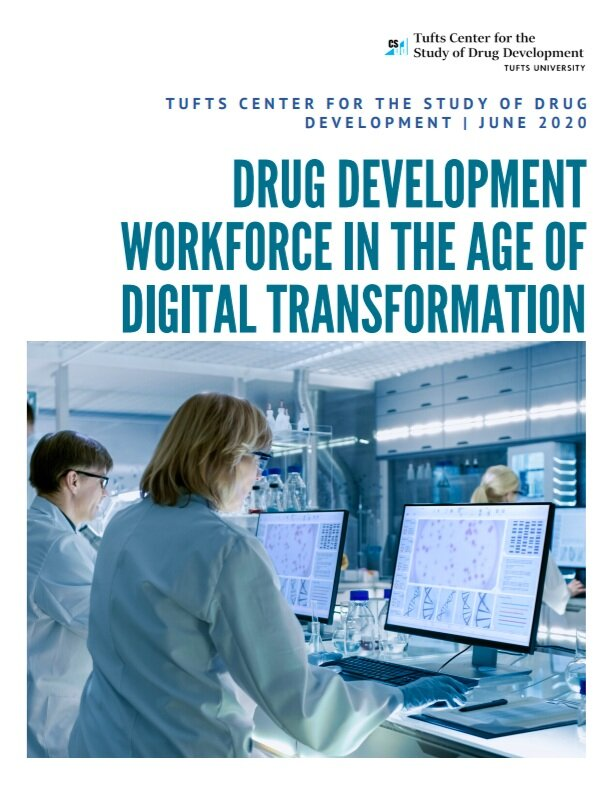DRUG DEVELOPMENT WORKFORCE IN THE AGE OF DIGITAL TRANSFORMATION