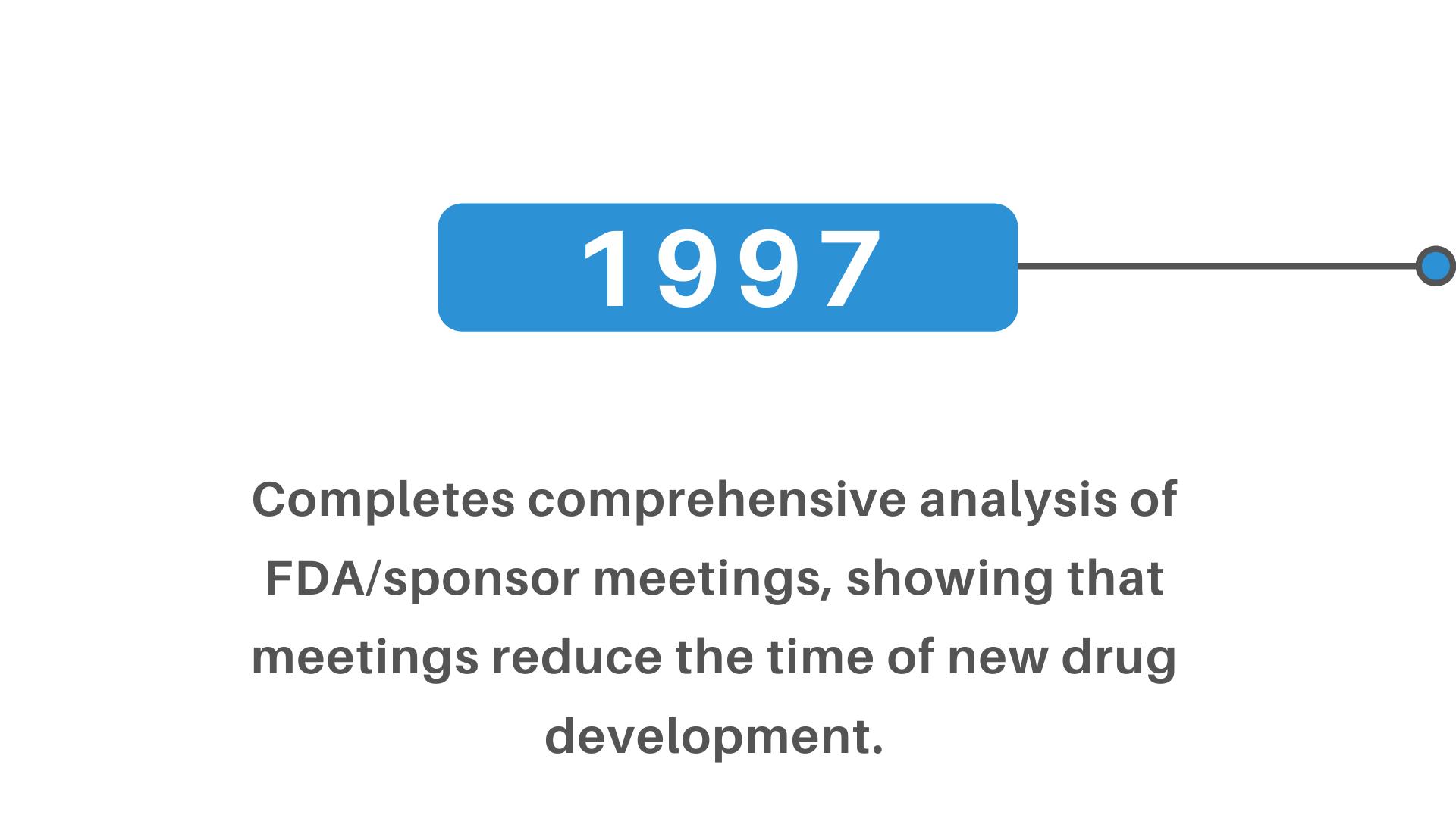 FDA sponsor meetings new drug