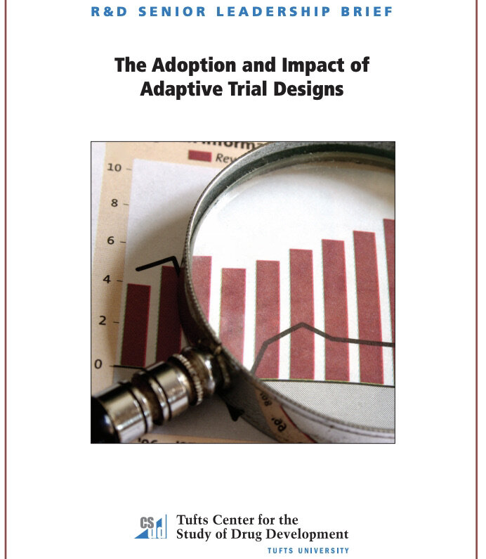 THE ADOPTION AND IMPACT OF ADAPTIVE TRIAL DESIGNS