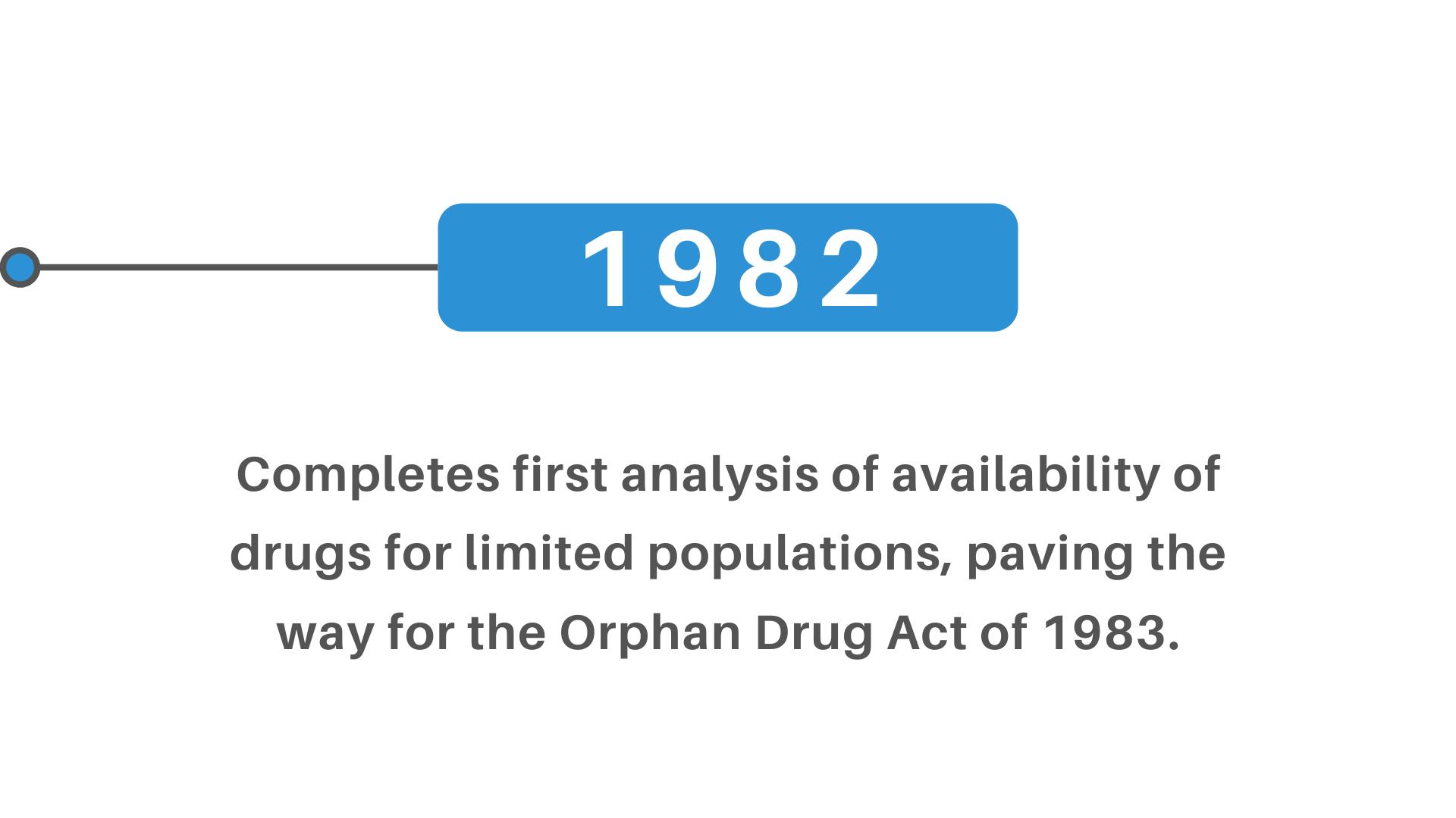 orphan drug act