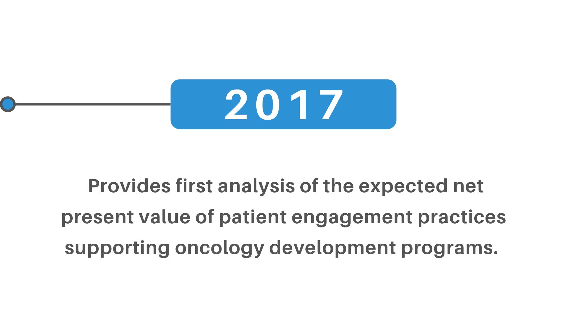 patient engagement oncology development programs